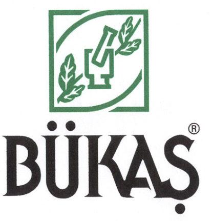 BÜKAŞ Logo - Yazı